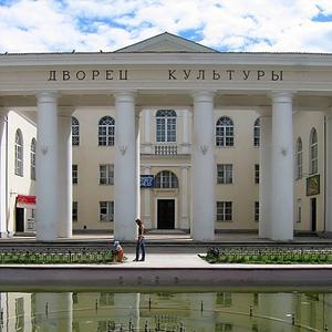Дворцы и дома культуры Нолинска